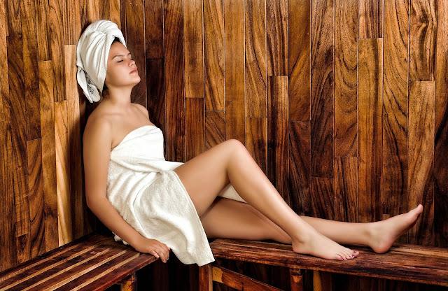 sauna-trening, sauna, sauna-sylwetka