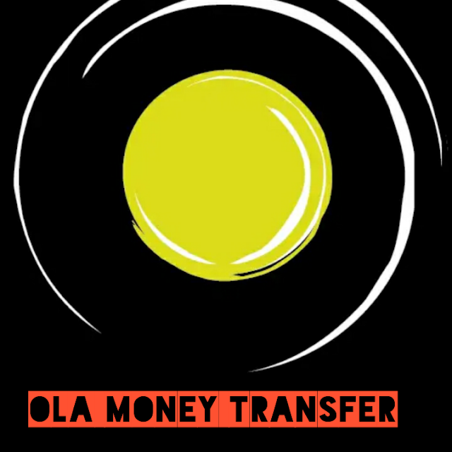 How a transfer ola money in your bank account