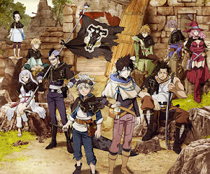 BLACK CLOVER 118/?? [Sub-Español-Audio Latino][MEGA/ONLINE][HD-Full HD]