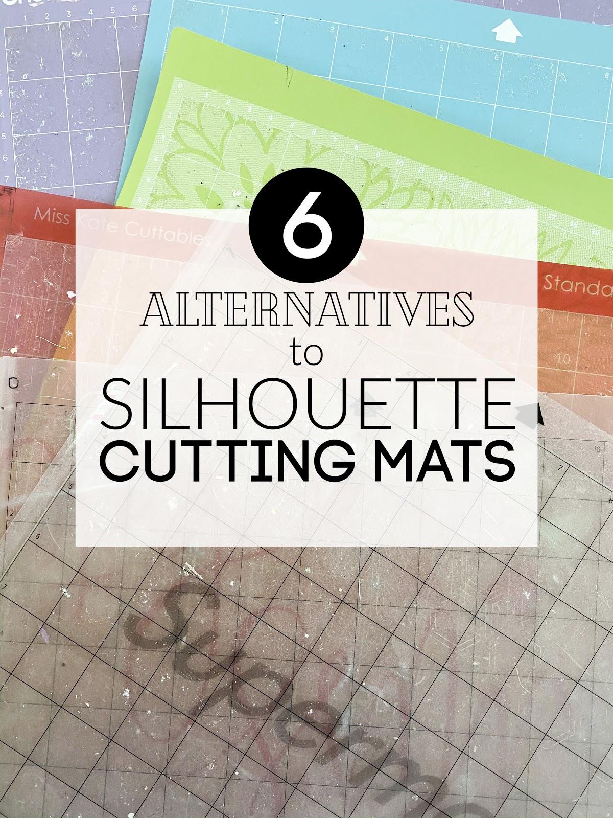 6 Silhouette Cutting Mat Alternatives
