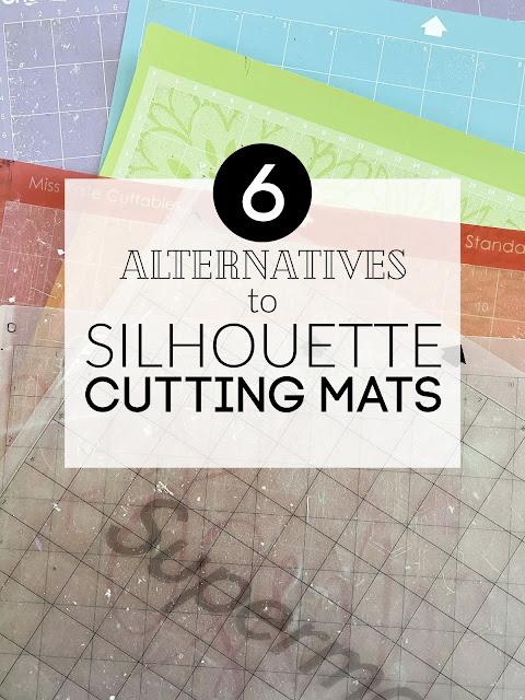 silhouette 101, silhouette america blog, cutting mats, silhouette cutting mat, cricut