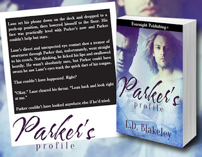 Parker's Profile by L.D. Blakeley - NOW AVAILABLE!