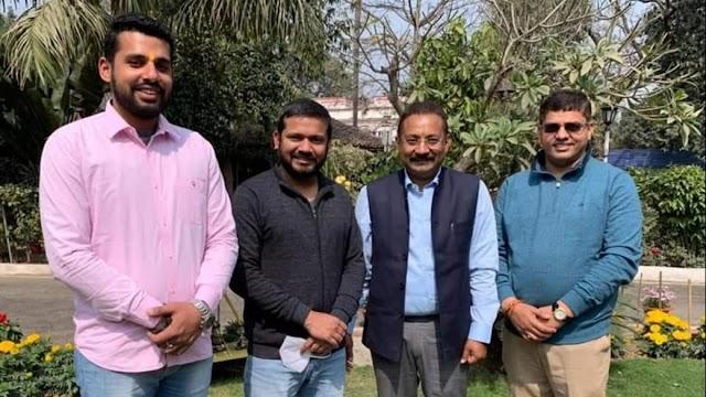 CPI में विवाद के बीच जेडीयू नेता से मिले कन्हैया कुमार, अटकलें तेज