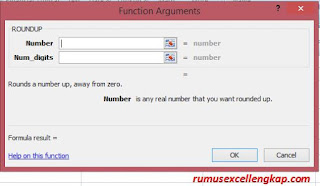 fungsi argument rumus Roundup