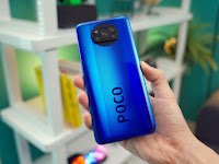 Tanya Jawab Poco X3 NFC: Infra Red, Kecepatan Cas, LED Notification, OIS/EIS, Score AnTuTu, Warna?