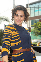 Taapsee Pannu looks super cute at United colors of Benetton standalone store launch at Banjara Hills ~  Exclusive Celebrities Galleries 002.JPG
