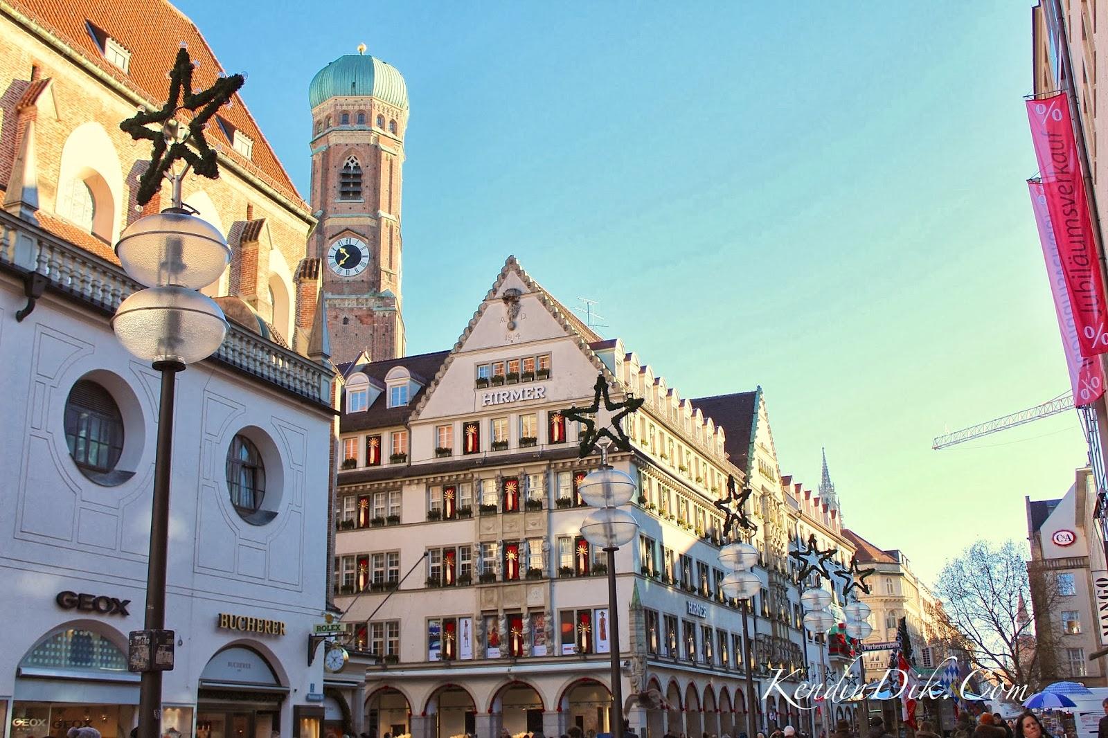 Münih gezi rehberi