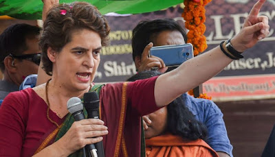 Plea Filed in Bihar Court Against Priyanka Gandhi's Reaction to Pehlu Khan Case Verdict