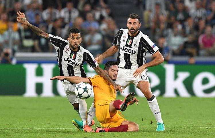 """Dani Alves: """"Juventusu je potrebna mentalna snaga"""""""