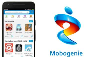 تحميل متجر مورجيني ماركت  Mobogenie Market اخر تحديث للاندرويد