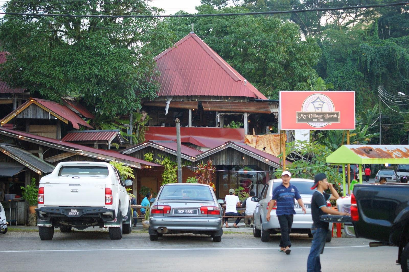 Image result for my village barok kuching