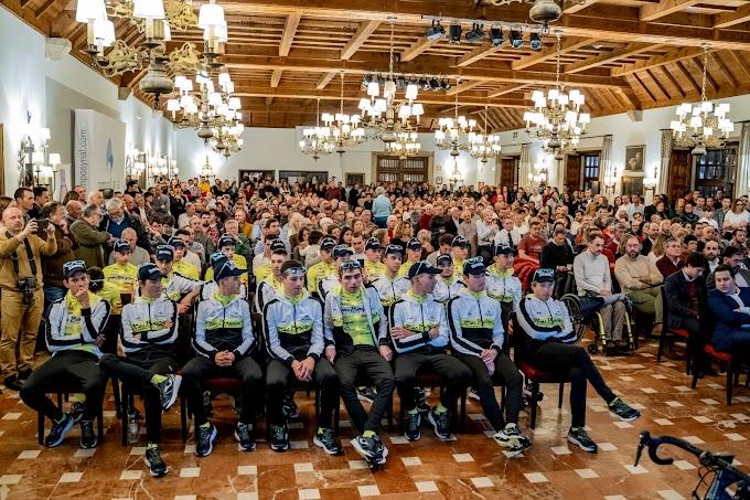 El Vigo - Rías Baixas realizará este domingo el Camino de Santiago Portugués desde A Guarda