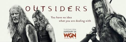 Sus normas, sus leyes, sus mundos...Trailer de Outsiders