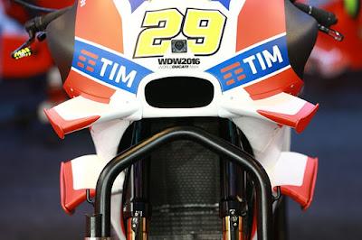 Bos Ducati Sindir Pabrikan Lain yang Ikut-ikutan Pakai Winglets