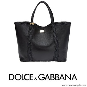 Princess Mary carried Dolce & Gabbana Miss Escape Tote Bag
