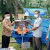 H. Mashuri Geliatkan Ekonomi Nelayan Beri Bantuan Prasarana Usaha Perikanan Tangkap