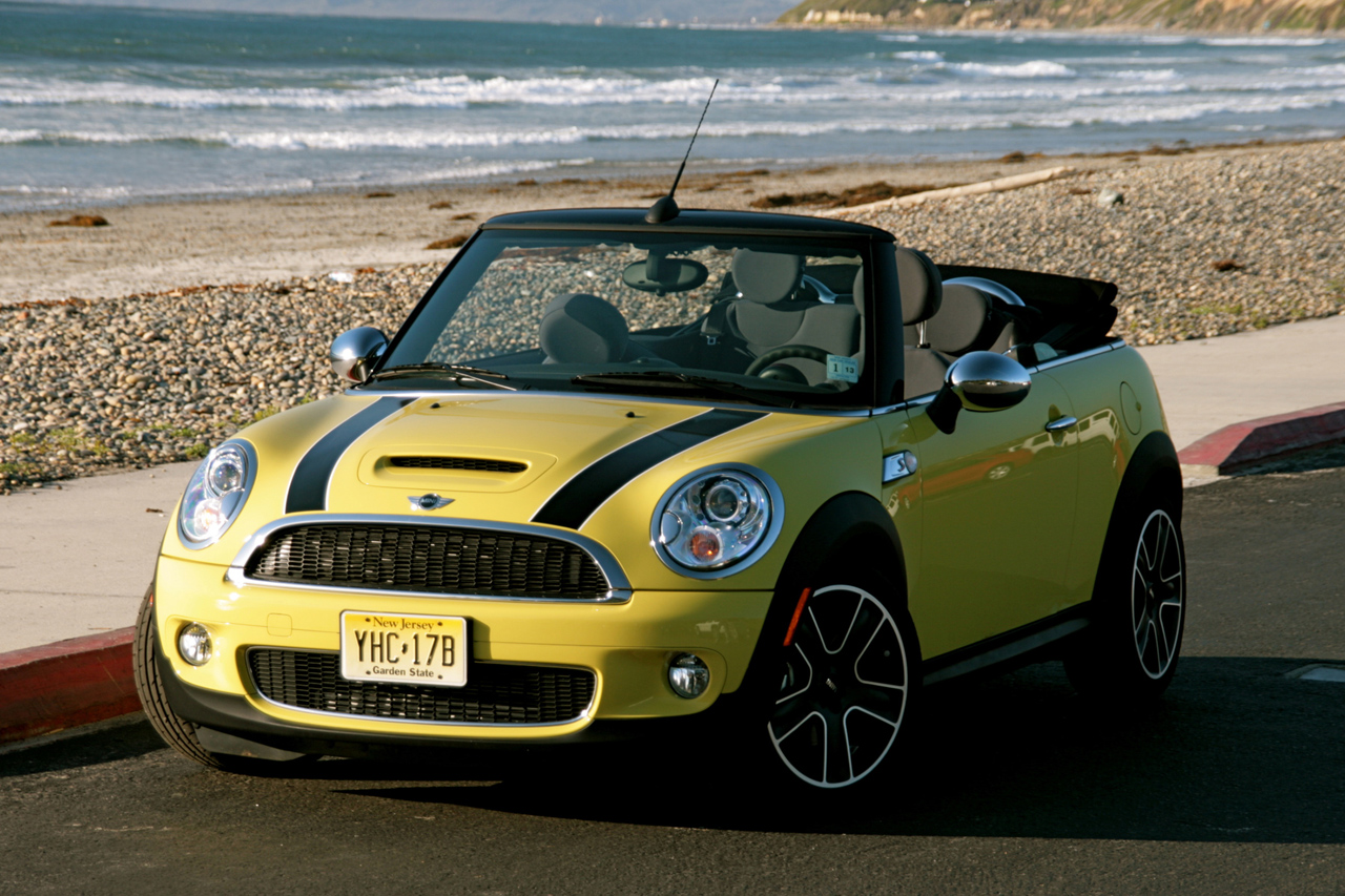 mini cooper convertible takeyoshi images. Black Bedroom Furniture Sets. Home Design Ideas