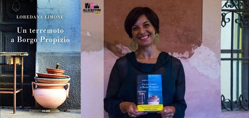 Recensione: Un terremoto a Borgo Propizio, di Loredana Limone