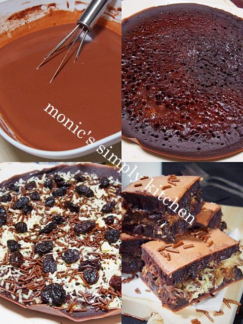 cara membuat martabak coklat