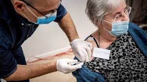 Denmark leads EU in Covid-19 vaccinations with smooth roll-out