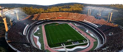 PES 2021 Stadium Morumbi