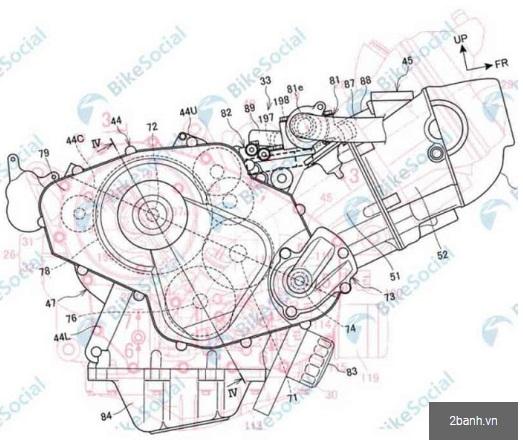 Blue Print Mesin Honda NC750