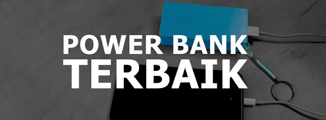 Power Bank Terbaik &Terkuat beserta Harganya