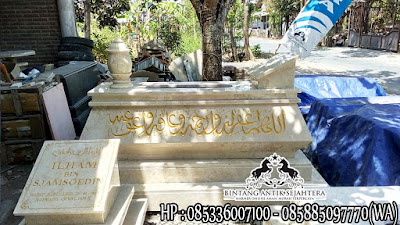 Model Makam Muslim Terbaru | Makam Marmer Tulungagung