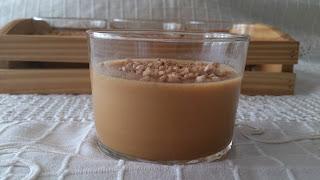 panna cotta panacota caramelo postre italiano italia tradicional crocanti almendra vasitos individual sin horno fresquito rápido fácil ligero cuca