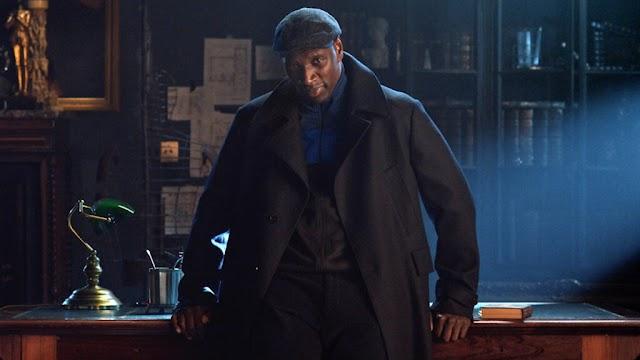 Estreia Hoje na Netflix a Série Sobre Uma das Personagens Mais Famosas de França! Omar Sy é Lupin Numa das Grandes Apostas da Netflix Para 2021