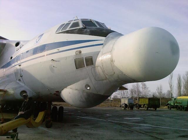 Сокол-Эшелон лазерный комплекс воздушного базирования А-60