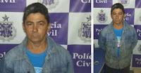 Paraibano é preso na Bahia  acusado de abusar de uma de suas filhas