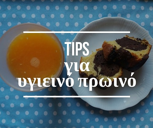 tips for healthy breakfast
