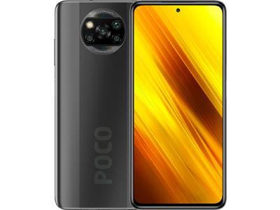 Layar Xiaomi Poco X3 NFC