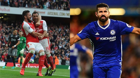 Assistir Chelsea x Arsenal AO VIVO 27/05/2017