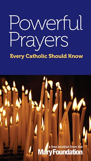 POWERFUL PRAYERS - Every Catholic Should Know