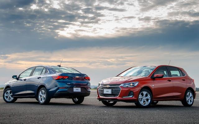Os carros mais vendidos do Brasil no primeiro dia de 2020