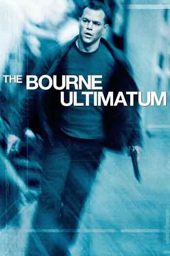 The Bourne Ultimatum 2007 480p 300MB BRRip Dual Audio