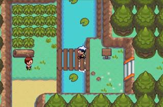 Pokemon Burning Ruby para GBA Graficos Animados NDS
