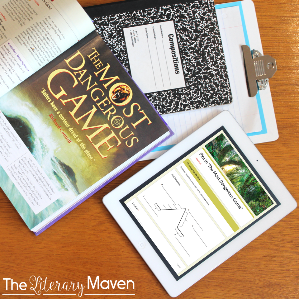 Plot and setting are the first literary elements that I teach at the start of the school year. Whether you are teaching these as new concepts for your students, diving in deeper, or just reviewing the basics, read on to find activities and resources that will benefit all levels of students.