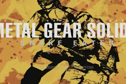 Metal Gear Solid 3 Snake Eater PS2 ISO