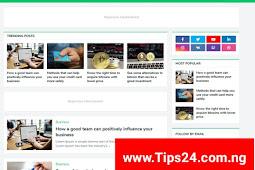 Saukar Da Freenet Blogger Template Premium(Ads Friendly)