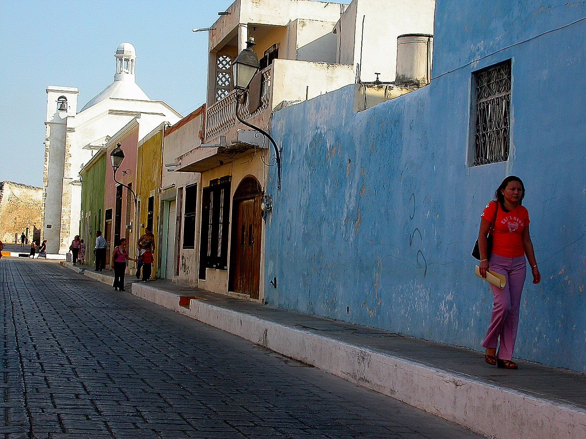 Campeche Mexique