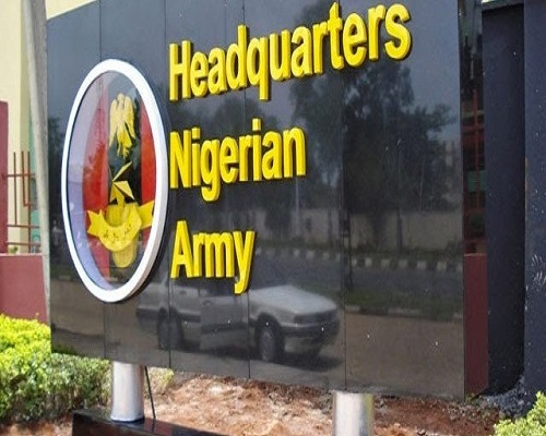 Army pulls five generals out of service