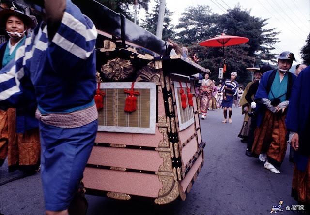 Hakone Daimyo Gyoretsu (Feudal Lord's Procession)
