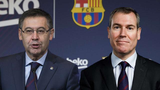 Kisruh Internal Manajemen Barcelona