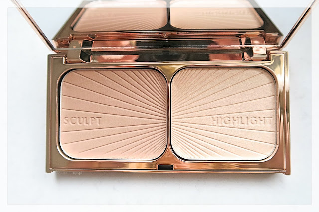Charlotte Tilbury, Filmstar Bronze & Glow review swatches