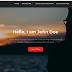 OneJob Blogger Template Premium Version Free Download