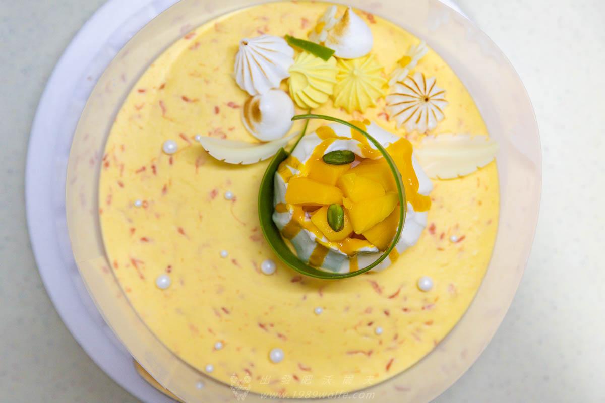 法雅 父親節蛋糕