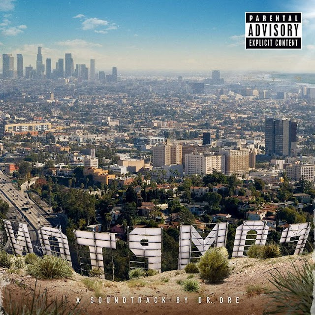 "Dr. Dre's ""Compton"" soundtrack (Review by Jhantu Randall)"